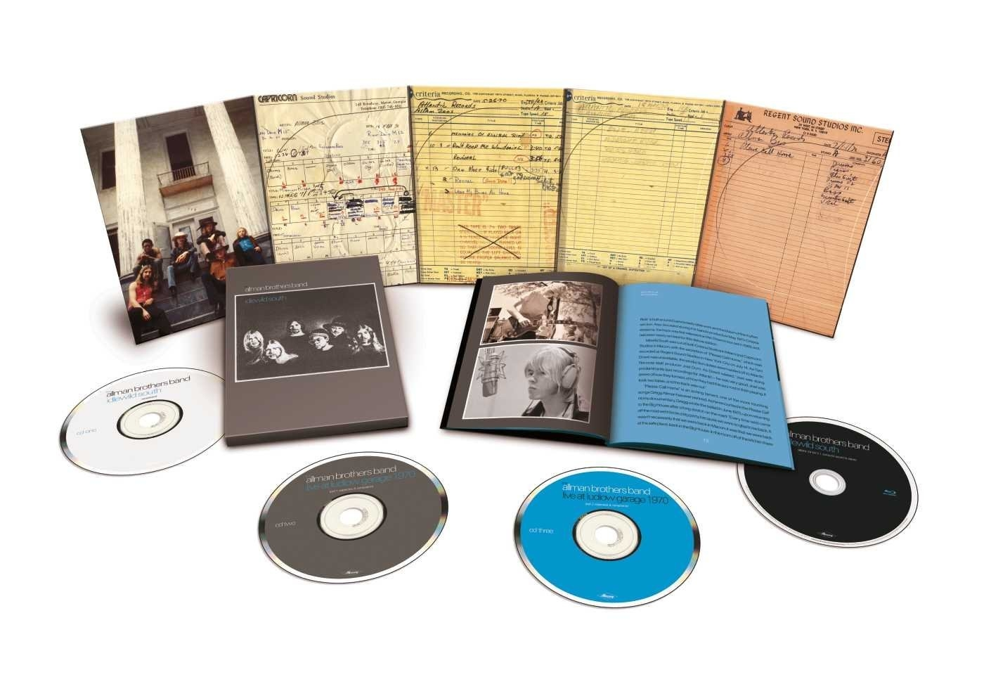 Idlewild South Cd Blu Ray Box Set