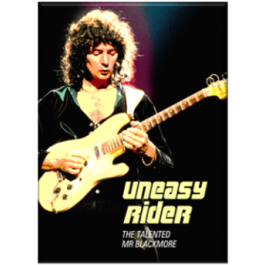 Uneasy Rider: The Talented Mr Blackmore (2CD+2DVD IMPORT ZONE 2+Book)
