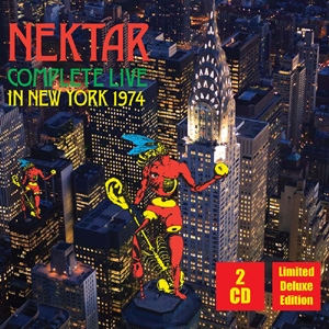 Complete Live In New York 1974 (2CD)