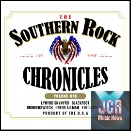 The Southern Rock Chronicles - Volume One (Live & Rare) (3CD)
