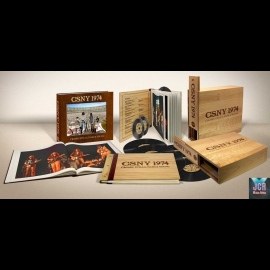 CSNY 1974 (3-CD/1DVD Box Set)