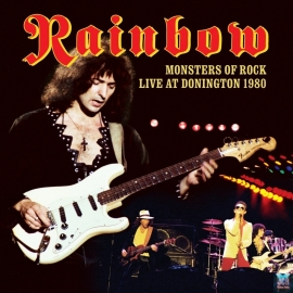 Monsters of Rock-Live at Donington 1980 (DVD IMPORT ZONE 2 & CD)