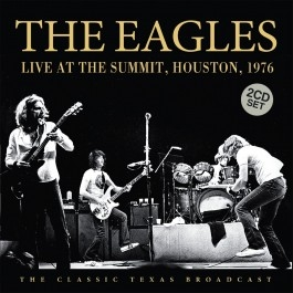 LIVE live AT The Summit in Houston 1976 (2CD)