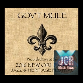 Live at 2016 New Orleans Jazz & Heritage Festival (2CD)