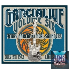 GarciaLive Volume 6: 7/5/73 3-CD Set