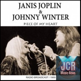 Piece of My Heart 1969 With Johnny Winter