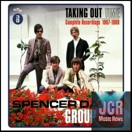 Taking Out Time - Complete Recordings 1967-1969 (3CD)