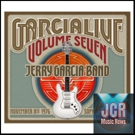 GarciaLive Volume Seven - November 8th, 1976 Sophie's, Palo Alto (2CD)