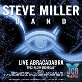 Live Abracadabra,1982 Radio Broadcast (2CD)