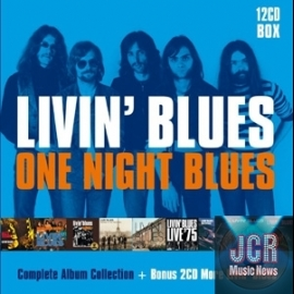 One Night Blues, Complete Album Collection (12 CD Box)