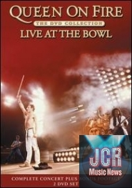 Queen on fire live at the bowl 1982 (2 DVD IMPORT ZONE 2)