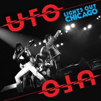 Lights Out Chicago Live 1980 Limited Edition