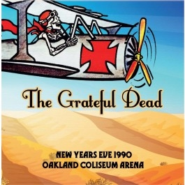 New Years Eve 1990 Oakland Coliseum Arena (3CD)
