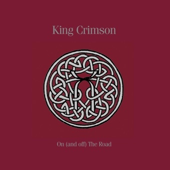 King Crimson - On (and off) The Road 1981 - 1984 (11cd/3dvd-a/3blu-ray/2dvd)