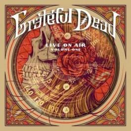 Live On Air - Volume 1 - Grateful Dead (4CD)