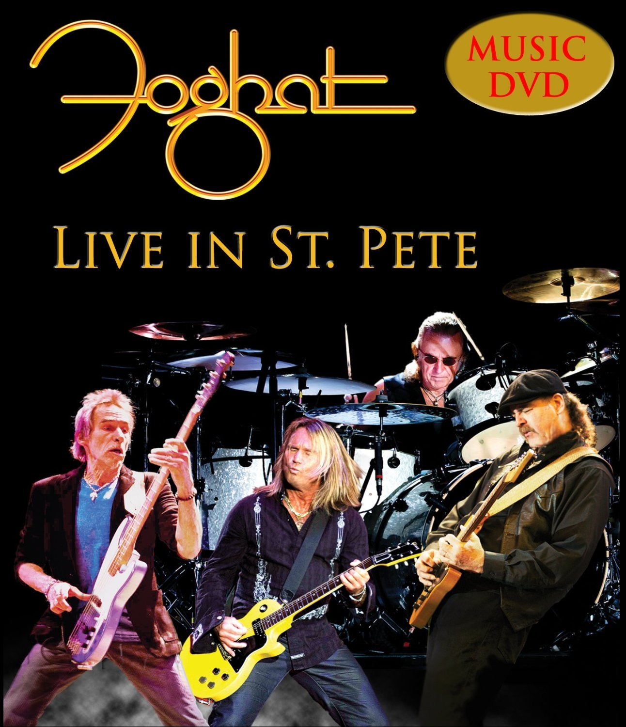 Live In St. Pete (DVD IMPORT ZONE 2)