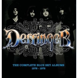 The Complete Blue Sky Albums 1976-1978 (5CD)