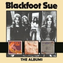 The Albums - Blackfoot Sue (3CD)