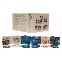 Abbey Road and Beyond: Greatest Hits and Lost Sessions 1962 - 1966 (6 CD )