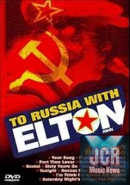 to russia with Elton live 1979 (DVD IMPORT ZONE 2)