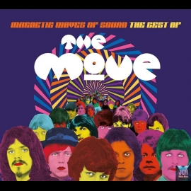 Magnetic Waves of Sound - The Best Of The Move (Deluxe Edition) CD+DVD, Original recording