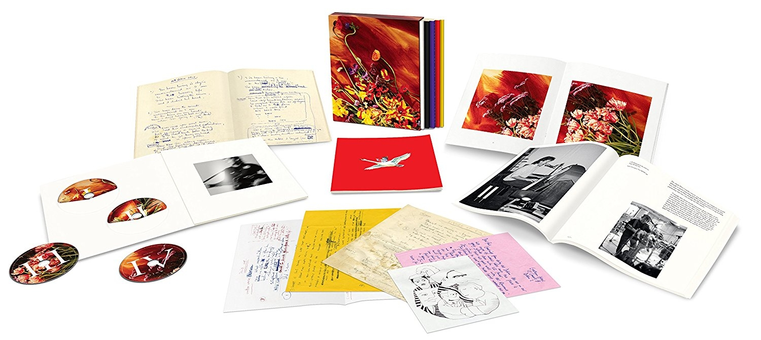 Flowers In The Dirt - Deluxe Edition (3CD + 1 DVD)