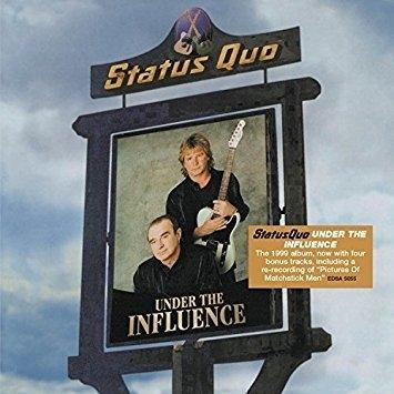 Under The Influence ( + 4 bonus tracks)