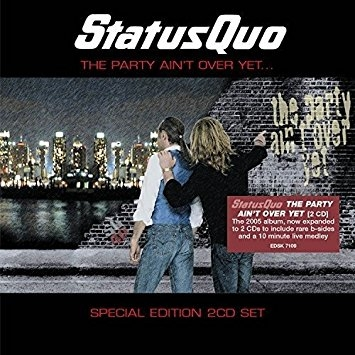 The Party Ain't Over Yet (2CD)
