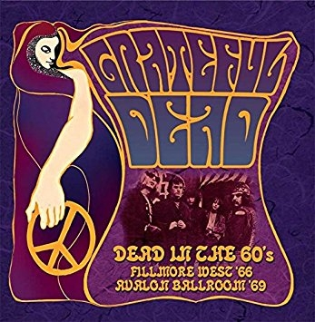 Dead in the 60s ( 3 CD BOX SET)