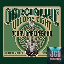 Garcia Live Volume 8: Jerry Garcia Band November 23rd, 1991 Bradley Center