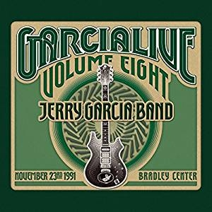 Garcia Live Volume 8: Jerry Garcia Band November 23rd, 1991 Bradley Center(2CD)