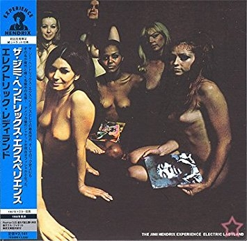 ELECTRIC LADYLAND CD MINI LP Japan