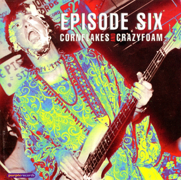Cornflakes and Crazyfoam (2CD)
