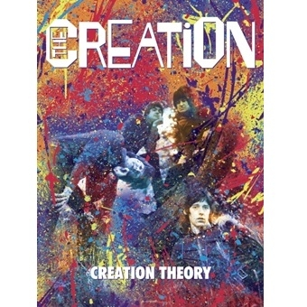 Creation Theory CD+DVD, Limited Edition, Box set