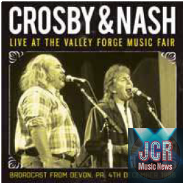Live At The Valley Forge Music Fair 1986
