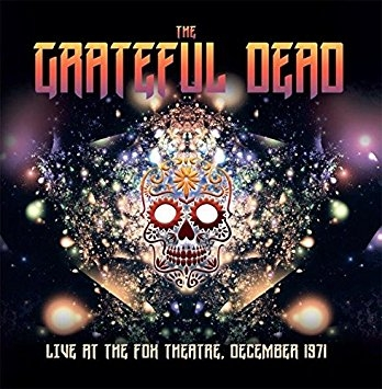 Live At The Fox Theatre,December 1971 (2CD)