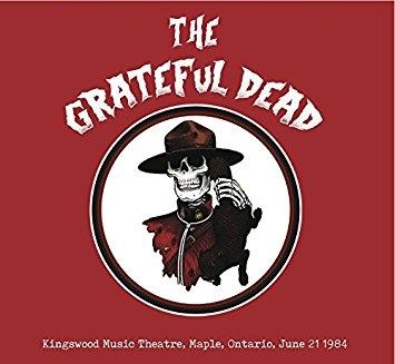 Kingswood Music Theatre,Maple,Ontario June 1984 (2CD)