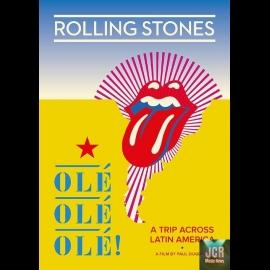Ole Ole Ole!: A Trip Across Latin America [2Blu-ray + T-shirt (Size: L) / Limited Edition] [Japan Bonus Track]