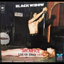 Sacrifice - Live On Stage 1970 (Vinyl)
