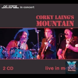 Corky Laing's Mountain - Live In Melle 2016 (2CD)