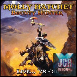 Bounty Hunter Live… '78 – '80 (4CD CLAMSHELL BOX)