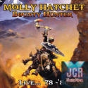 Bounty Hunter Live… '78 – '80 (4CD CLAMSHELL BOX)