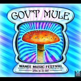 Live At Wanee Music Festival 2017 (2CD)