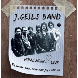 Homework… Live Fillmore East, New York July 27th 1971 (CD)