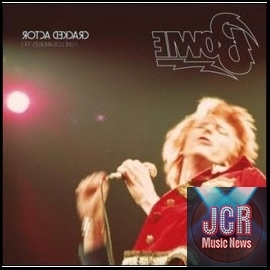 Cracked Actor - Live In Los Angeles '74 (Ltd edition 2CD digipak/twelve page booklet)