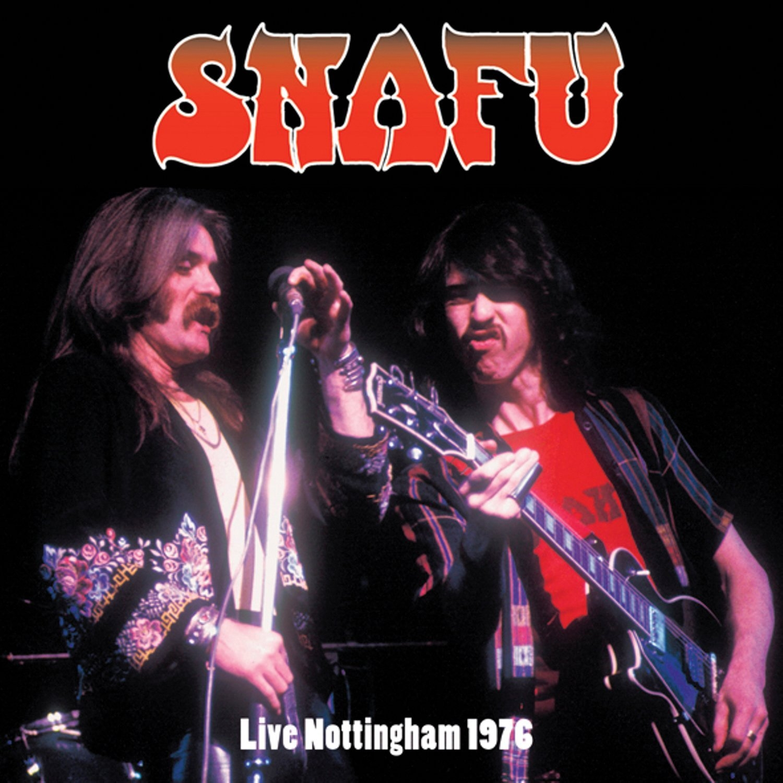 Live Nottingham 1976