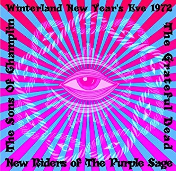 Winterland New Year's Eve 1972 Box set (4CD)