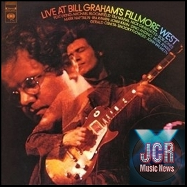 Live at Bill Grahams Fillmore West (IMPORT JAPON)