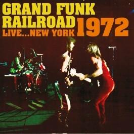 Live… New York 1972