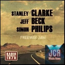 Freeway Jam Radio Broadcast LIve 1978
